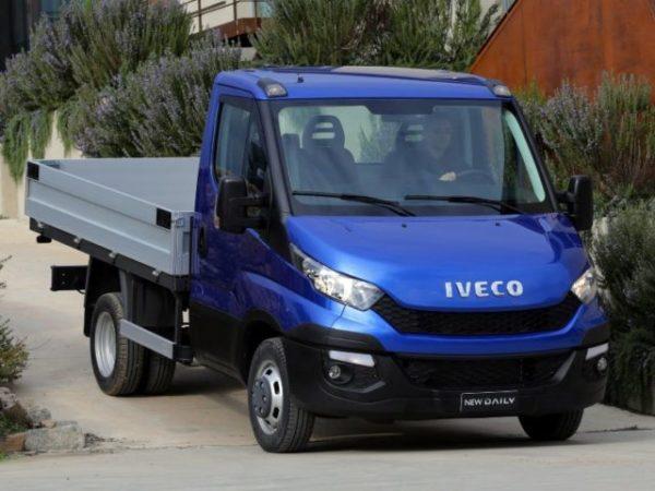 Устройство подвески, ходовой части «Iveco Daily»