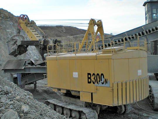 Вес ЭКГ-5А составляет 196 тонн