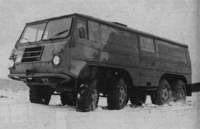 Volvo Laplander: легенда северных краёв авто, история, факты