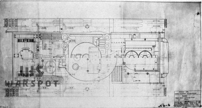 Ввиду необычного технического задания конструкция Т-46 также не отличалась простотой. В конечном счёте это и погубило машину. - Колёсно-гусеничный тупик   Warspot.ru