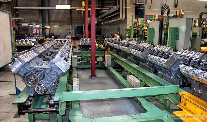 Завод двигателей КАМАЗ