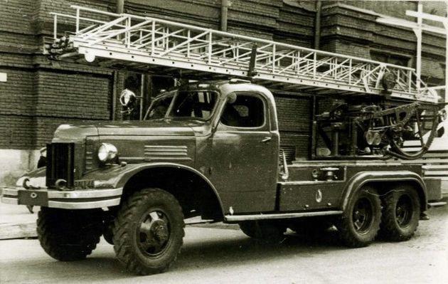 ЗИС-151 - король бездорожья авто, зис, зис-151, советский автопром